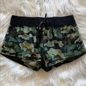 Other - Camo PJ Shorts